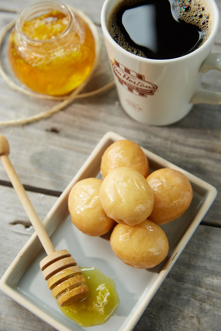 Honey Timbits Tim Hortons