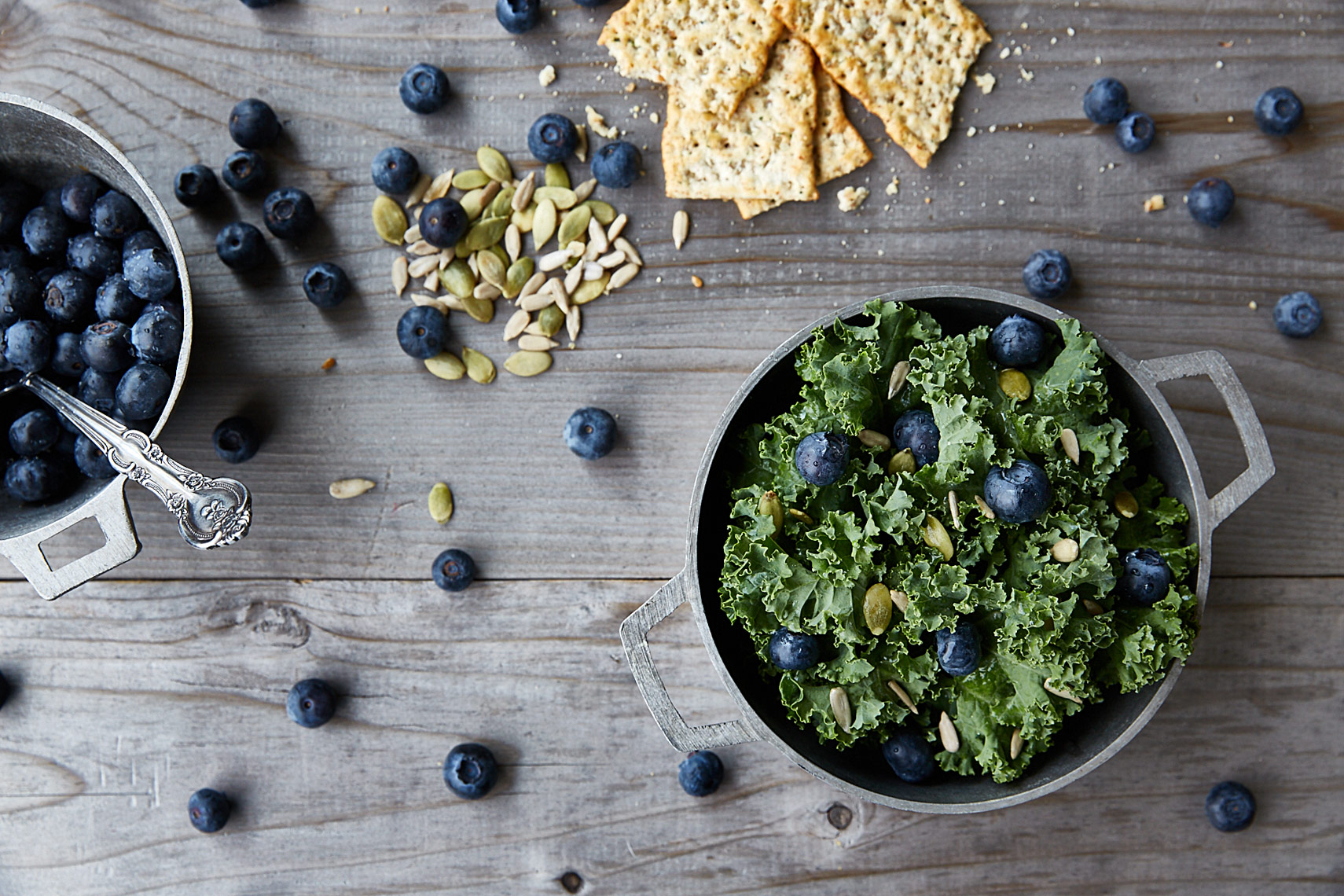 Whole Food Kale Salad