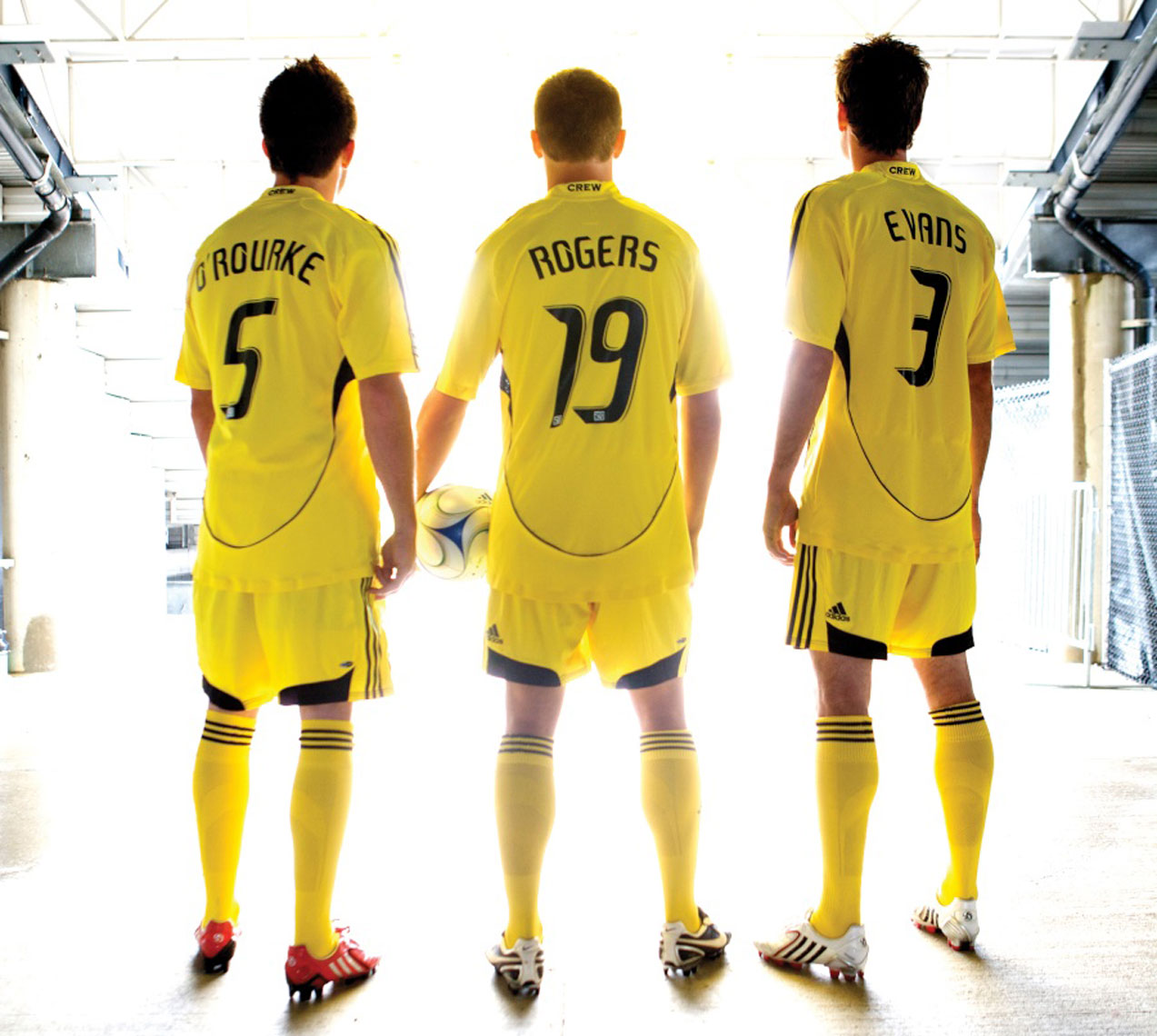 Columbus Crew - Illumination Studio - Eric Wagner